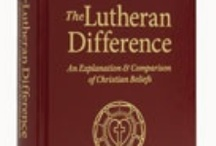 Church: Confession / Lutheran, Book of Concord, Confessional / by Karina Lindsey