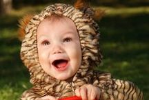 Lions, Tigers, Bears (Oh My!) / Cute Halloween costume ideas for your kids, fun Halloween-treats and decor, and important tips for keeping your kids safe on Halloween. / by Safety 1st
