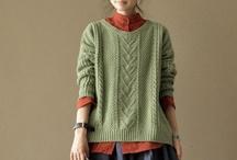 I love knitwear