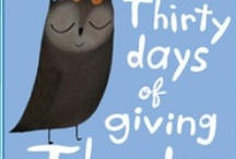Thirty Days of Giving Thanks