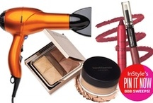My Best Beauty Buys / So I am doing this contest for InStyle through Pinterest so follow this board!!!!!!!!  / by Kelsey MacLeod