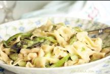 Vegetarian Recipes / Great Italian recipes suitable for vegetarian diets / by Aurora Importing