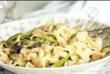 Vegetarian Recipes / Great Italian recipes suitable for vegetarian diets