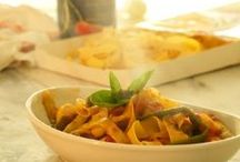 Pasta Recipes / Return to the classics or be inspired with new ideas. The beauty of pasta is that there are infinite possibilities! / by Aurora Importing
