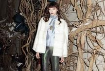 Fall 2013 / Cynthia Rowley Fall 2013 / by Cynthia Rowley