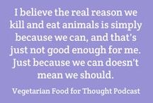 Why I'm still not eating Meat...