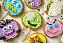 Halloween Love / Recipes, Decorations, etc. for Halloween