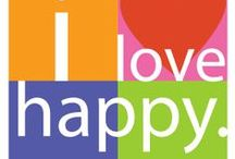 I Love Happy / http://www.afreespiritlife.com/about/i-love-happy-1/  The I Love Happy 5-Day Challenge brings women together  from around the world to support each other while we slow down, focus on gratitude and reconnect to our inner dreams ready to be nurtured.  It's about awakening to and following YOUR happy. www.afreespiritlife.com