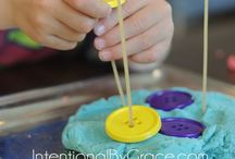Activities / To keep the kiddos busy and learning