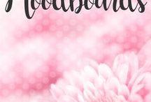 POSH // Moodboards / Web and Blog Design Moodboards!