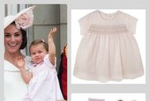 Royal Baby / Our handsome royal children dressed in similar style to our Chateau de Sable collections.