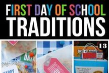 Château Back to School / Summer 2015 is almost over. The start of the new school year begins- new uniforms, new lunch ideas, new after school activities. We have it all here.