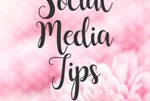 POSH // Social Media Tips and Hints / Tips, Hints and Tutorials for Facebook, Instagram, Pinterest and Twitter.