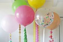 "Kid's Birthday Party ""Pinspiration"" with Kristin Quinn of Misadventures in Mommyhood / It's no surprise Kristin Quinn loves to plan and host birthday parties for her kids.  Check out some of her favorite themes, ideas, and designs on all things birthday parties in this board! Visit her blog: www.misadventuresinmommyhood.com  / by Safety 1st"