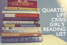 For My Reading List / Books I want to remember to read. / by Megan Althoff
