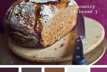 { country bread } / a collection inspired by { country bread } inspiration @ http://bit.ly/yMP0iN / by Design Seeds
