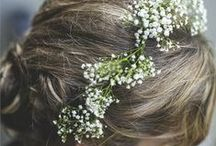Wedding hairstyles / Wedding hairstyle ideas from the hitched.com.au wedding hair inspiration gallery