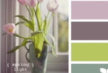 { spring light } / a collection inspired by { spring light } inspiration @ http://bit.ly/H194M6 / by design seeds