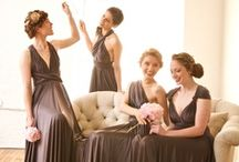 Bridesmaids  / Bridesmaid dress inspiration