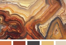 { mineral autumn } / a collection inspired by { mineral autumn } @ http://bit.ly/IKeXuZ / by Design Seeds