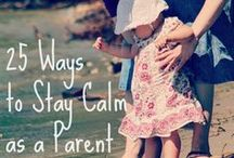 Positive Parenting / Parenting resources, advice and more for a healthy parenting relationship / by Alissa {Fun Finds for Families}