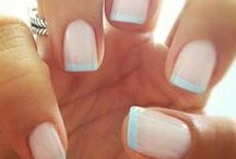 nails nails nails / by Ali Uden