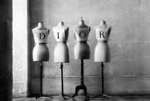 Christian Dior / by ✮ ༺ Eva Douramanis ༺✮