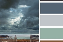 { stormy tones } / by Design Seeds