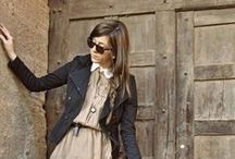 Clothes & style / by Livia Schnegg