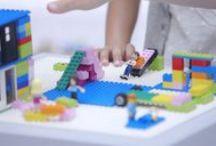 LEGO / La liberté créative des enfants