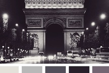 { parisian tones } / by Design Seeds