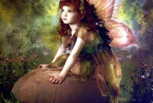 Fairie Tales... / by Judy Chapman Brown