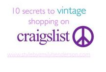Thrifting Tips / by Alissa {Fun Finds for Families}