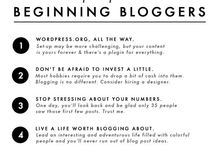 Blog Tools and Tricks / Tips and tricks to make your blog awesome and stand out among the sea of blogging. Great ways to share on social media and make your blog the best it can be, and hopefully make a big of money while you are at it. / by Jenny Batt