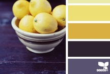 { lemon tones } / by design seeds