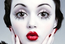 Nails & makeup / by Ange B Widow