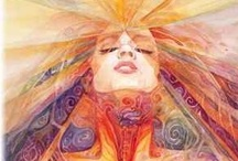 """Chakras / """"We are, after all, surrounded by a constant stream of impacts, influences, and events. We should never forget that we have at our disposal a great reservoir of human energy."""" - Kingsley Dennis"""