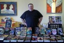 Conventions/Events/Appearances / Shots from my various convention and event appearances, book signings, etc.