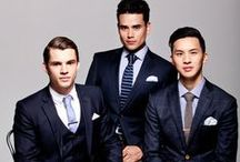 Groomswear / Wedding suit and formalwear inspiration for your groom, from hitched.com.au