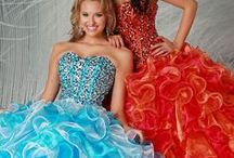 Quinceañera Dresses / Pictures of some of our Quinceañera and Sweet Sixteen dresses we have in stock at our stores in Astoria and West Hempstead. If you're interested in any of the dresses and would like to know the sizes, call us at (516)280-4238. We ship nation wide.