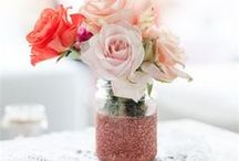 Glamorous Wedding Theme Inspiration / Glittering ideas for a wedding with a glamorous theme
