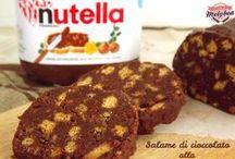 FOOD: NUTELLA!!!! / by Simona Pecoroni