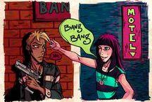 Comics/Sequential Art