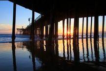 California Central Coast / Some beautiful spots to visit here on California's Central Coast. / by Carolyn V