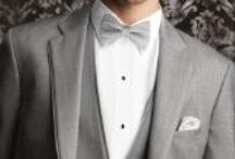Grey Tuxedo / Grey Tuxedo Styles and Matching Accessories to go with any elegant Grey Tuxedo you need. Wedding, Prom, Special Event, Black Tie Event, Graduation, Sweet 15, Sweet 16, Quince. Located in Nassau County Long Island New York. Call for more information 516.280.4238