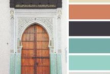 { a door hues } / by Design Seeds