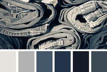 { denim tones } / by design seeds