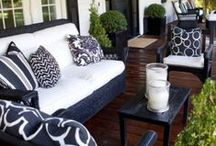 Front Porches / by Alissa {Fun Finds for Families}