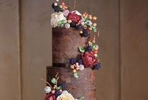 Wedding Cake - Chocolate / Chocolate Wedding Cakes