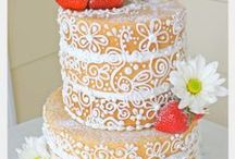 Wedding Cake - Naked / Naked Wedding Cakes